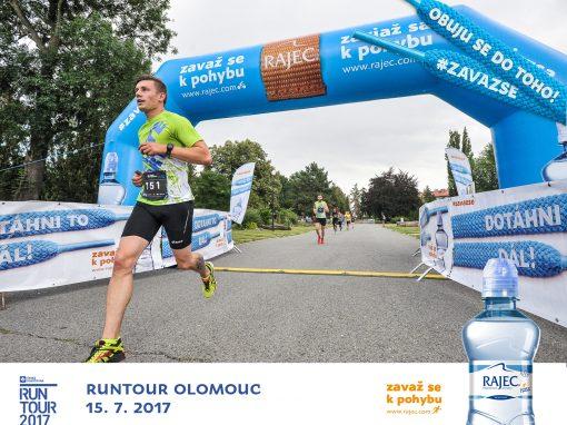 RunTour Olomouc, 10 km