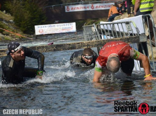 Spartan Race SPRINT, Kouty