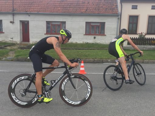 Hostěradský triatlon
