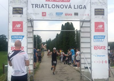 Hostěradský triatlon 2019