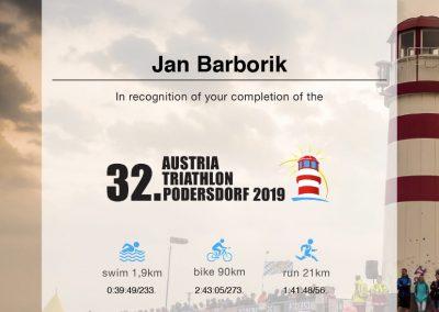 32. Austria Triathlon Podersdorf