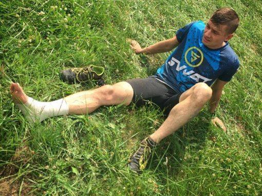 Kilpi Heroes Race, Hradec nad Moravicí, 7 km