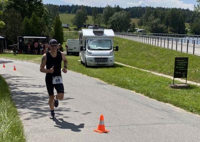 Žďárský triatlon classic 2020